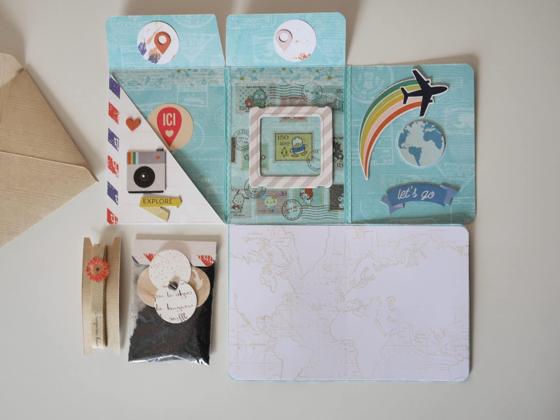 Snail mail voyage