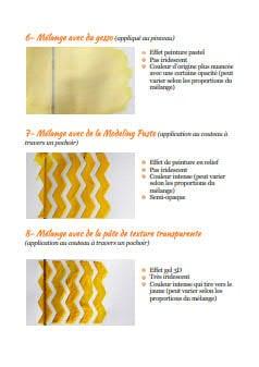 10 façons d'utiliser des pigments en scrapbooking et mixed media