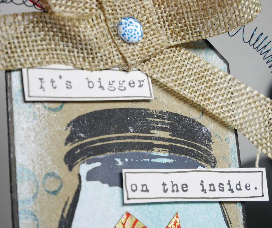 "Challenge blog Version Scrap, un tag ""it is bigger on the inside"""