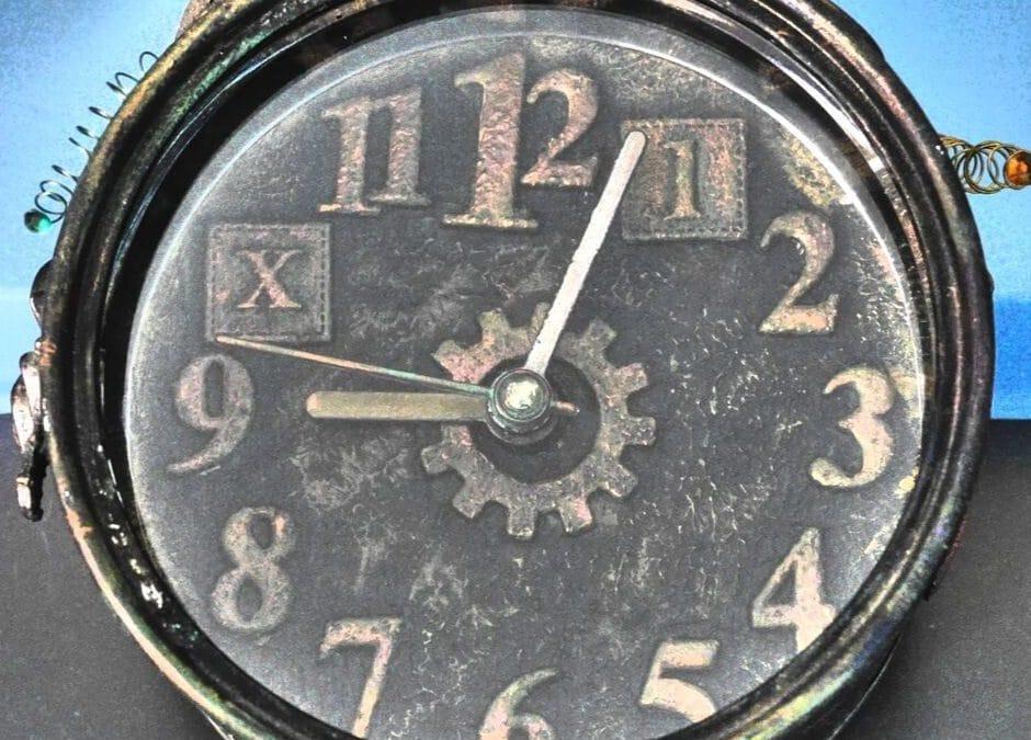 Le manque de temps n'existe pas