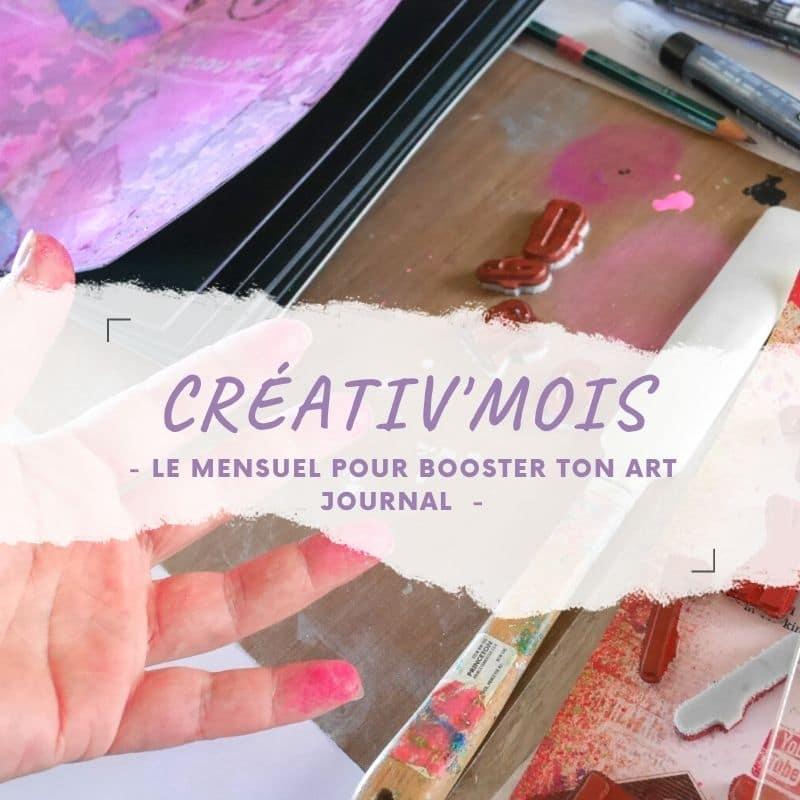 Le Créativ'mois