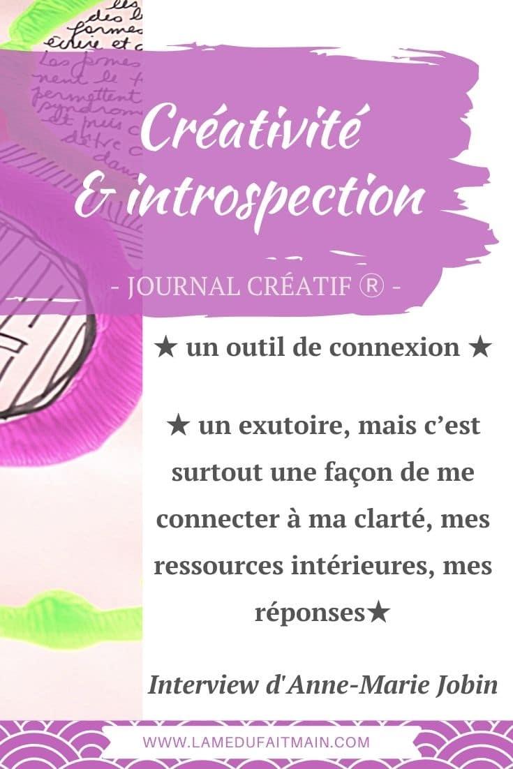 La méthode Journal créatif pour explorer sa créativité, un outil de connexion et d'introspection