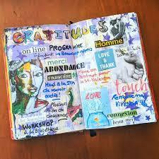flow bujo d'Alice, carnet créatif