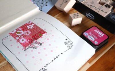 Carnet de voyage imaginaire au Japon